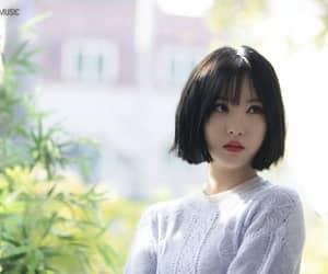 kpop, jung eunbi, and gfriend image