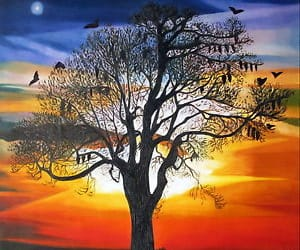 aboriginal, paintings, and ebay image