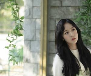 kpop, sinb, and hwang eun bi image