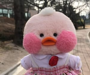 duck, lovely, and cute image