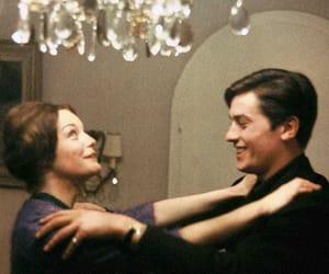 Romy Schneider and Alain Delon image