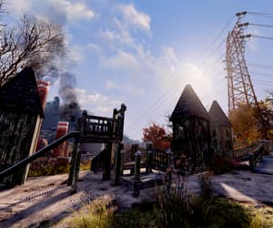 fallout, industrial, and playground image