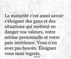 amour, Citations, and francais image