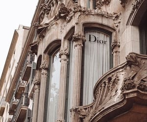 dior, architecture, and building image