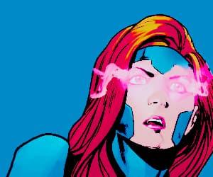 Marvel, x-men, and jean grey image