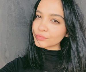beauty, girls, and make up image