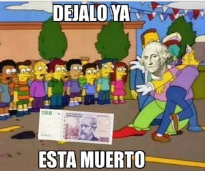 argentina, lossimpsons, and meme image