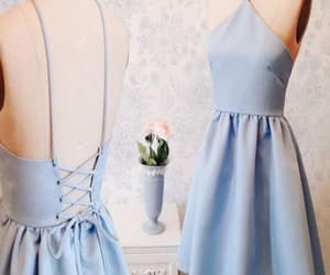sexy homecoming dresses, cute homecoming dresses, and homecoming dresses blue image