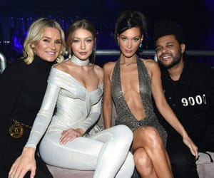 abel, family, and hadid image