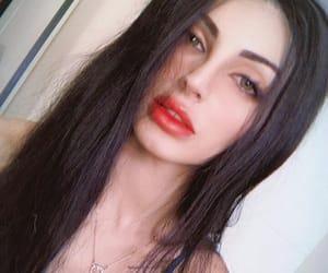 brunette, ️youtubers, and morenas image