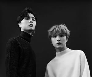 johnny, haechan, and k pop image