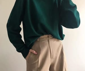 beige, classy, and clothes image
