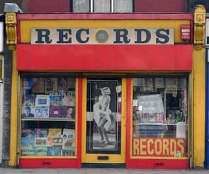 aesthetic and records image