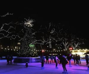 christmas, england, and city image