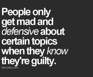 quotes, guilty, and people image