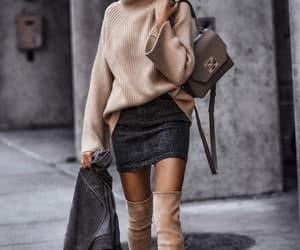blogger, street style, and cuissardes image