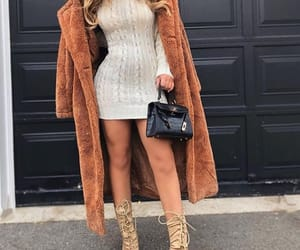 girls, chic outfits, and fashion goals image