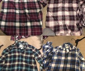 casual, flannels, and style image