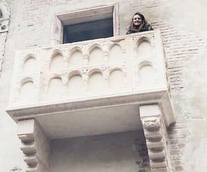 balcony, travel, and giulietta image