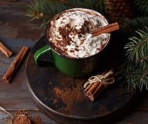 chocolate, cold, and cozy image