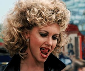 gif, iconic, and grease image