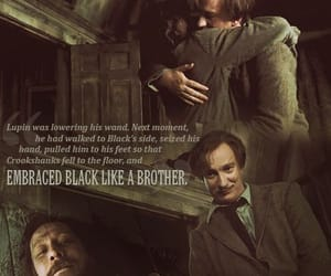 harry potter, black, and remus image
