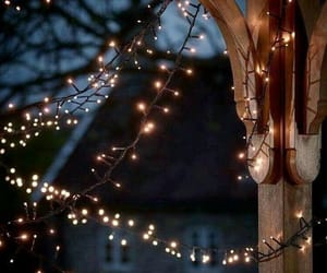 light, christmas, and night image