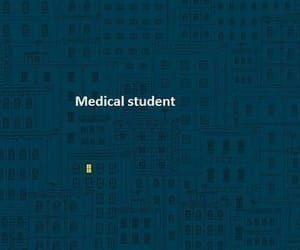 medicine and student image