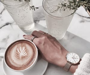 accessories, classy, and coffee image