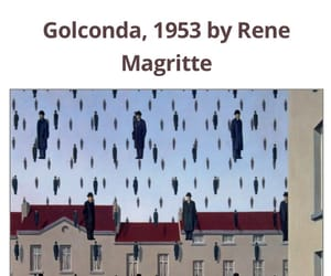 1953, inspiration, and magritte image