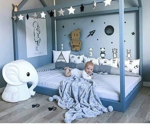baby, room, and decorate image