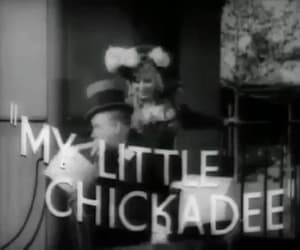 gif, my little chickadee, and mae west image