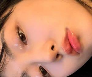 korean, pretty, and pretty girl image