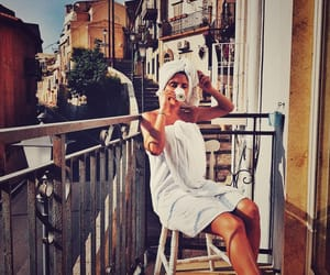balcony, bella, and dolce image