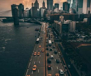 city, wallpaper, and car image
