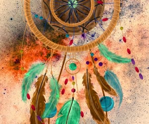 Dream, dreamcatcher, and decoration image