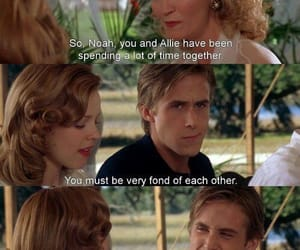 the notebook, allie, and movie image