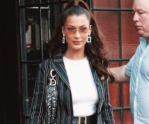 celebrity, bella hadid, and fashion image
