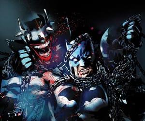 batman, dc comics, and bruce wayne image