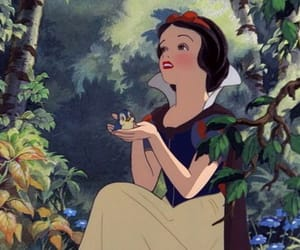 snow white, disney, and princess image
