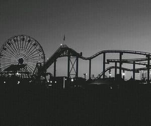 aesthetic, black, and fair image