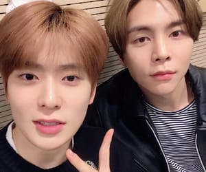 idols, korean, and jaehyun image