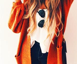 cardigan, sweater, and sweaters image