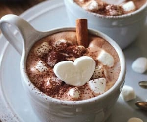 coffee and heart image