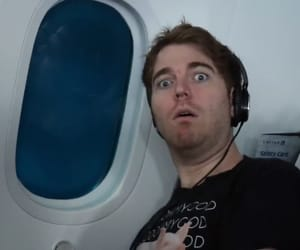 funny, reaction, and shane dawson image