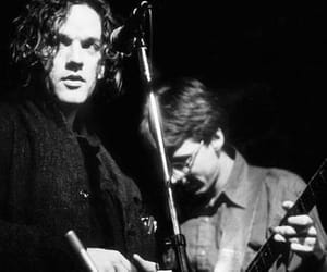 michael stipe, mike mills, and r.e.m. image