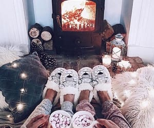 love, cozy, and fashion image