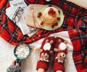 christmas, food, and holiday image