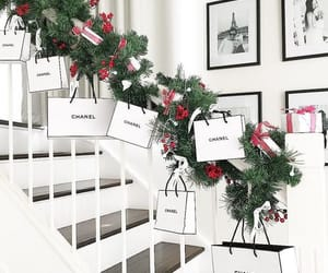 christmas, chanel, and home image