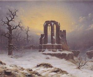 19th century, art, and beautiful image